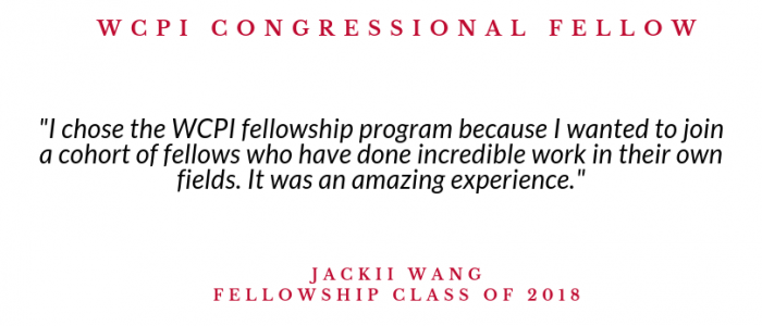 Congressional fellowships